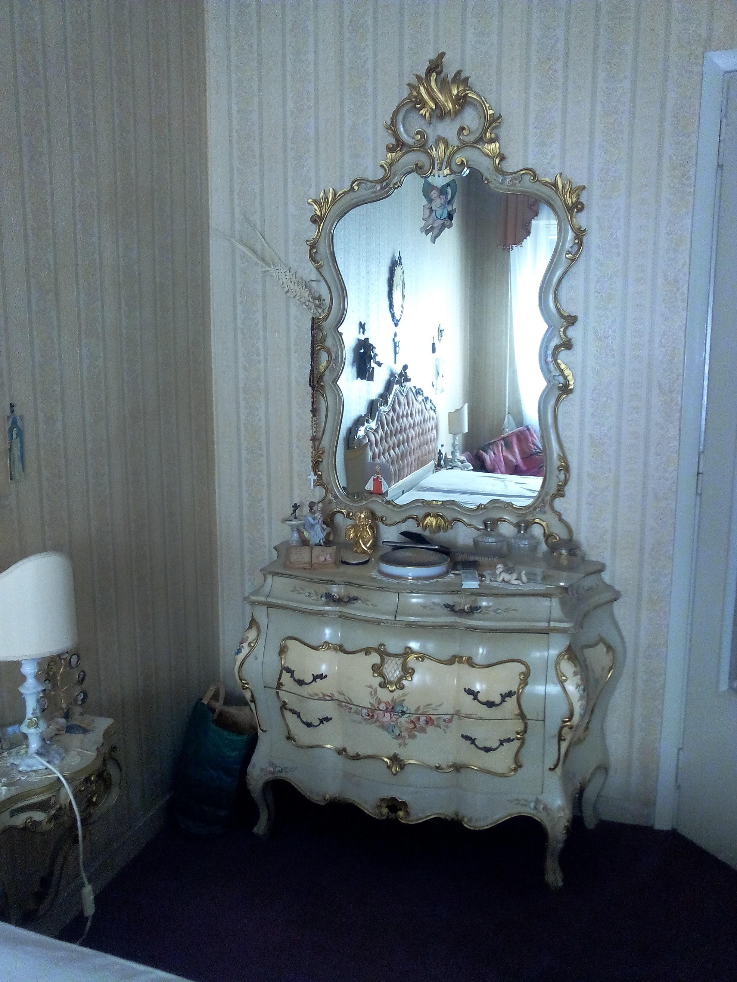 Camera da letto mimmo professionista dell 39 usato - Camera da letto barocco veneziano usato ...